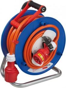 Kabeltrommel Garant G CEE 400 V - 16 A - 25 m / AT-N07V3V3-F 5G2,5  - orange