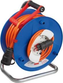Kabeltrommel Garant G 320 / 230 V - 33 m / AT-N07V3V3-F 3G2.5  - orange