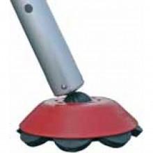 Sicherheitsfuss schwenkbar Ø 150 mm