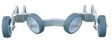 Universal-Mastrolle, ab Grösse 60 mm