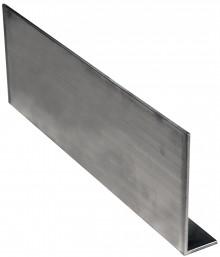 Alu-Fussleiste  100 x 30 x 6000 mm