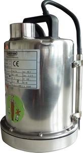 Inox FS 41 E Flachsauger mit elektronischem Niveauschalter