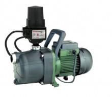 DAB Garden Com 62 M Gartenpumpe mit Hydrotech 200 - 3000 l/h - Förderhöhe 42.7 m - 230 V