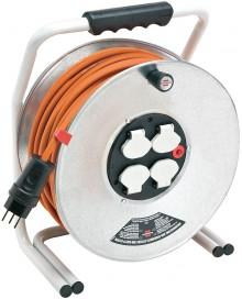 Kabeltrommel Brobusta® SK-Stahlblech / IP 44 - 33 m / 230V