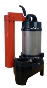 Tsurumi Poma Abwasserpumpe mit Schwimmschalter - 12500 l/h