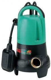 Tauchpumpe für Schmutzwasser TF 400 S Marina
