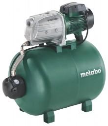 Hauswasserwerk HWW 9000/100 G - 9.000 l/h - 5.1 bar - 100 l Druckkessel - Metabo