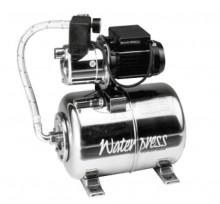 Hauswasserwerk Waterpress Superinox 120/60 - Nocchi