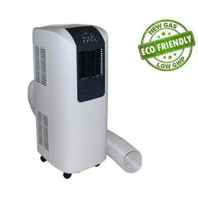 Nanyo KMO90M3 Mobiles Klimagerät (80m³) 2210W zum Kühlen, Lüften, Entfeuchten