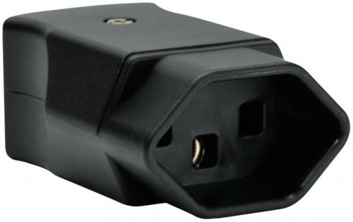 Schutzkontakt-Kupplung T 23, 3 Pole / 230 / 16 A - VE= 5 Stück