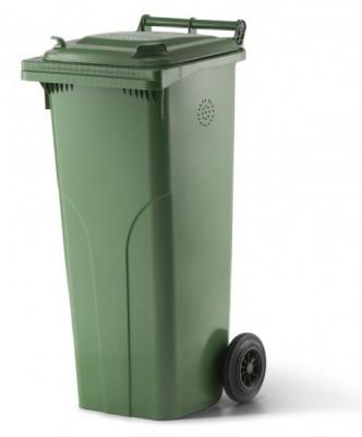 140 Liter Kompostbehälter mit Entlüftungsöffnung - Grün