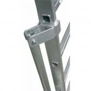 Stabilisationsstützen, 1 (Paar) für Anlege- und Stehleitern 7-11 Sprossen