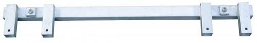 Aufstecktraverse für Multifunktions-Sicherung, Breite 900 mm