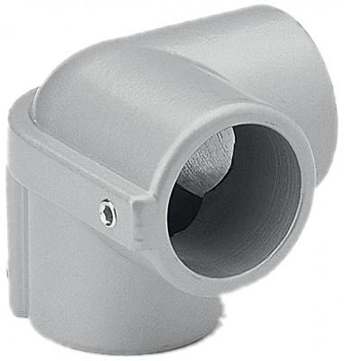 Eckverbinder 90° Kopfstück Ø 40 mm