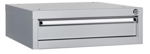 Unterschrank mit 1 Schublade für Werkbank - 565x580x180 mm