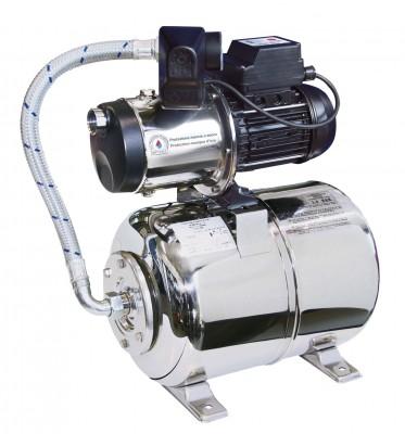 Hauswasserwerk Multipress 4SX Logic Safe - 5.000 l/h
