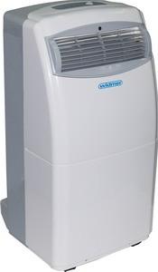 W 60 Luftentfeuchter mit 4 Rollen und Kondenswasserpumpe