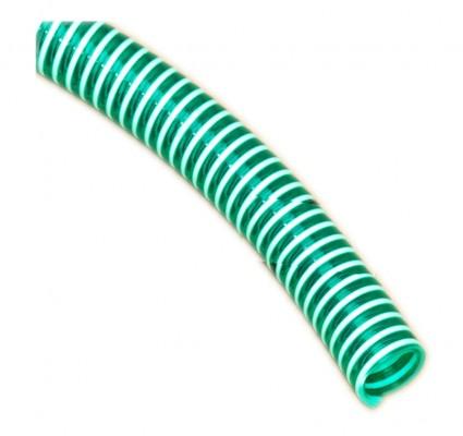 Druck- und Saugschlauch Spiralarmiert Ø 25 mm / 1 Zoll 1 Meter (Meterware ab Rolle)