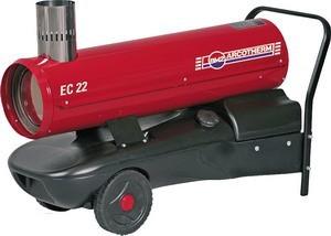 Arcotherm EC 22 Ölheizgerät mit Kamin - 22 kW