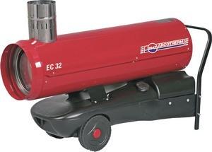 Arcotherm EC 32 Ölheizgerät mit Kamin - 32 kW