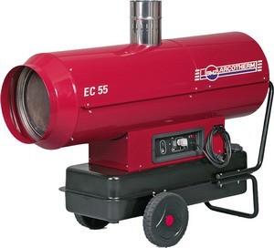 Arcotherm EC 55 Ölheizgerät mit Kamin - 55 kW