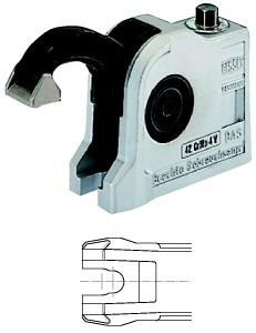 Bessey Compact-Spanner, offene Befestigungsbohrung - BAS-C9-4 - 88x40 mm