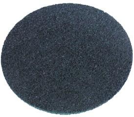 Vliesscheiben Ø 115 mm mit Klettrücken Korund NDS 800 - medium/Korn 180 - VE= 10 Stück
