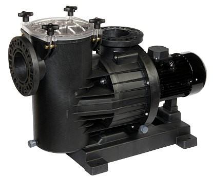 DAB Europro High Flow 1250 T-BR Schwimmbadpumpe - 192'000 l/h - Fh 22.5 m - 2.2 bar - 13.74 kW - 3 x 400-690 V