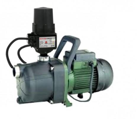 DAB Garden Com 62 M Gartenpumpe mit Hydrotech 200 - 3000 l/h - Fh 42.7 m - 4.27 bar - 0.72 kW - 1 x 230 V