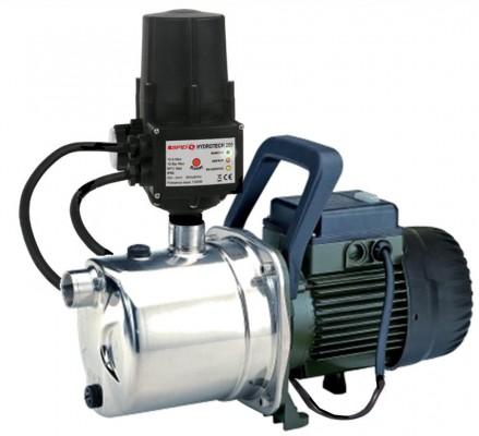 DAB Garden Inox 82 M Gartenpumpe mit Hydrotech 200 - 3600 l/h - Fh 47.0 m - 4.7 bar - 0.85 kW - 1 x 230 V
