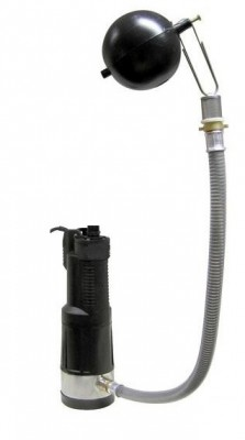 DAB Divertron X 1000 M Kit Zisternenpumpe mit Edelstahlring mit 1 Meter schwimmende Entnahme - 5400 l/h - 3.6 bar - 230 V