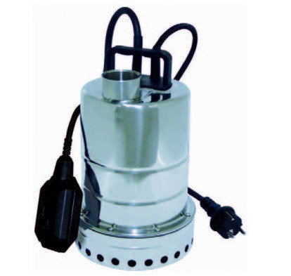 DAB Drenag 300 M-A Schmutzwasser Tauchmotorpumpe mit Schwimmerschalter - 9000 l/h - Fh 7.0 m - 0.7 bar - 0.5 kW - 1 x 230 V
