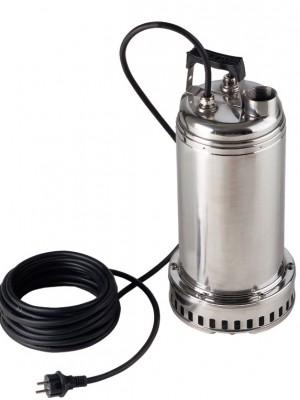 DAB Drenag 1000 M-NA Schmutzwasser Tauchmotorpumpe ohne Schwimmerschalter - 23500 l/h - Fh 15.3 m - 1.53 bar - 1.29 kW - 1 x 230 V