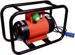 Frequenz-Umformer mit Elektromotor CAF1 - 100M