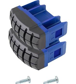 Stabilo® Professional Fussstopfen zu Podestleitern (Paar)