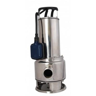 Spido Inox ECC Pro 300 Schmutzwasserpumpe mit Schwimmerschalter - 19500 l/h 230 V