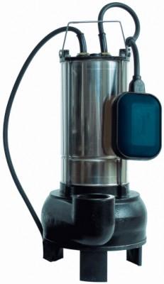 Spido Inox EV 300 Schmutzwasserpumpe mit Schwimmschalter - 18000 l/h 230 V