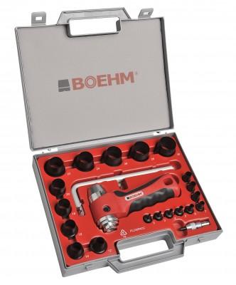 BOEHM JLB230PACC Locheisensatz Ø 2-30 mm + JLB-M30PA + JLB-P42R + TC-330PA + 2xLAM-1