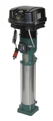 DAB KVE 3/12 M MCE15/P Kreiselpumpe inkl. Gegenflansche mit Gewinde und MCE/P Inverter - 7200 l/h - Fh 105.6 m - 10.56 bar - 1 x 230 V