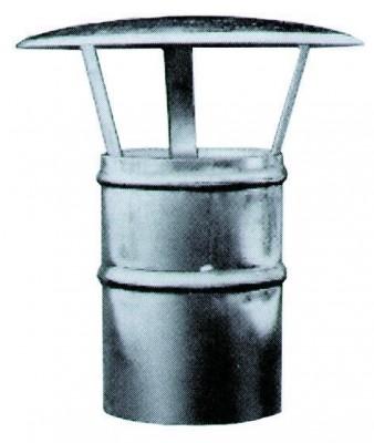 Kaminrohr-Hut aus Inox - Ø 150 mm