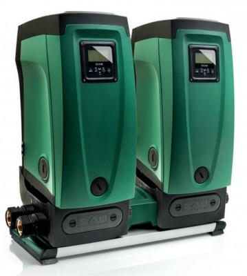 DAB Kit 2 E.sybox + E.sytwin 12800 l/h - Fh 65.0 m - 6.5 bar - 1.55 kW - 230 V - Trinkwasser geeignet