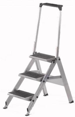 Little Jumbo KlappTreppe - 3 Stufen mit Sicherheitsbügel