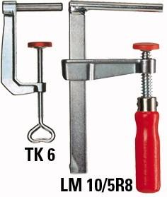 BESSEY Tischklemme TK6 - 60x22 mm