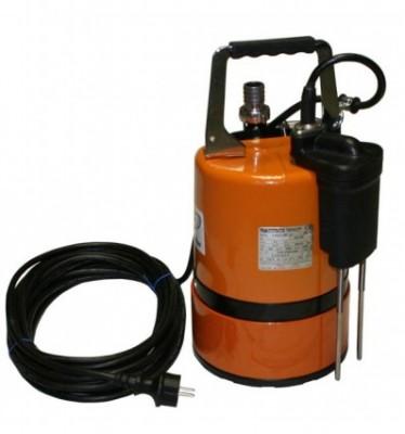 Tsurumi LSC E1-4S+Prol Flachsauger mit Niveausteuerung - 10200 l/h