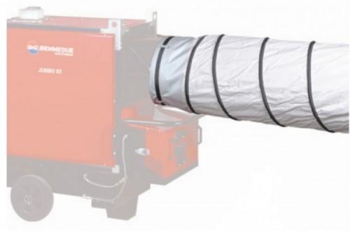 Luftschlauch 12 m - Ø 508 mm zu Phoen 110 & Jumbo 110, 145 & 185