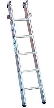 Stabilo® Professional Glasreinigerleiter, Mittelteil - Länge 1.75 m - 5 Sprossen