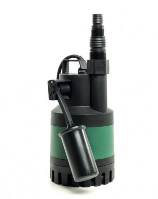 DAB Nova Up 600 M-A Schmutzwasser Tauchpumpe mit Schwimmerschalter - 13500 l/h - Fh 9.8 m - 0.98 bar - 0.77 kW - 230 V