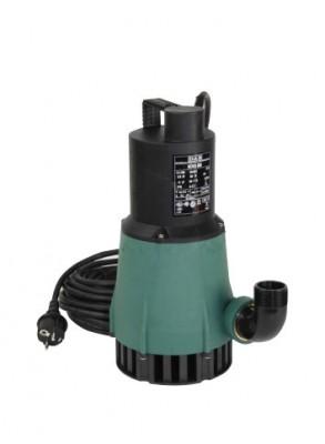 DAB Nova 600 T-NA Schmutzwasser Tauchmotorpumpe ohne Schwimmschalter - 15000 l/h - Fh 10.4 m - 1.04 bar - 0.66 kW - 3 x 400 V