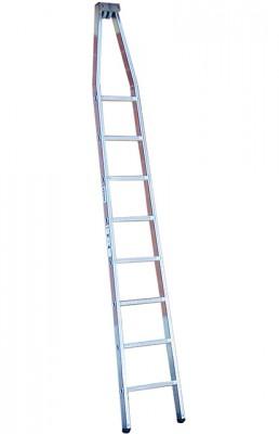 Stabilo® Professional Glasreinigerleiter, Oberteil - Länge 2.90 m - 8 Sprossen