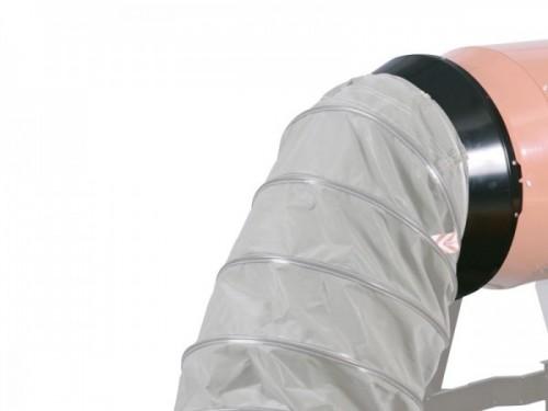 Luftleitblech mit 1 Abgang Ø 500 mm für Phoen 110